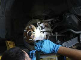 Brakes - Brake Repair - Brake pads