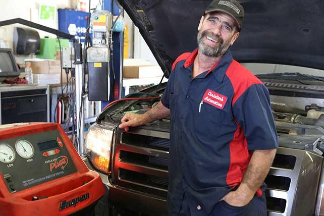 AC - Automotive Air Conditioning Service - AC Repair