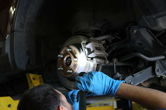 Brakes - Brake Job - Brake Repairs