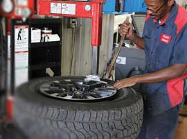 Tires for Sale - Tire repairs