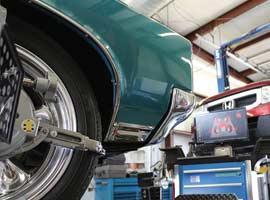 Alignments - Wheel Alignment diagnostics and repair