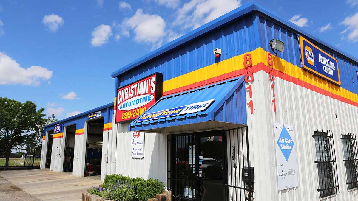 Christian's Automotive and Goodyear Tire