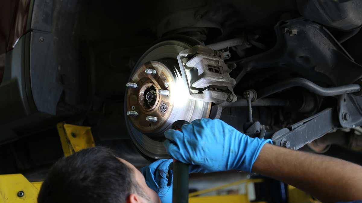 Brake Repairs at Christian's Automotive