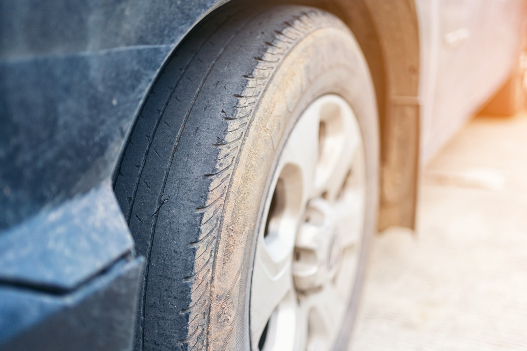 Worn out tires can last longer