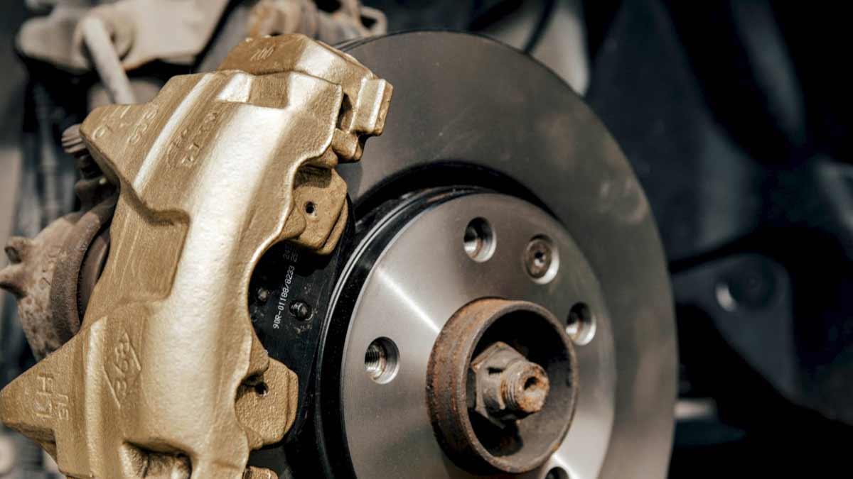 Installing brakes